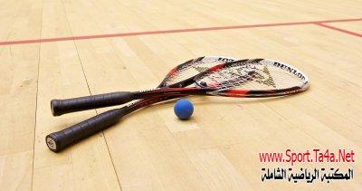 ألعاب المضرب » المكتبة الرياضية الشاملة