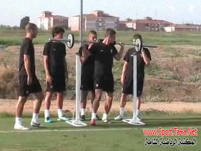 برنامج اعداد بدني للاعب كرة القدم